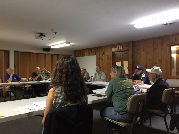 The Butte County Fire Safe Council met to approve the resolution to apply for forest health grant programs.