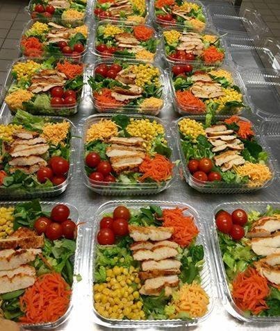 Healthy meals for the community are provided by Paradise Unified School District Food Services.