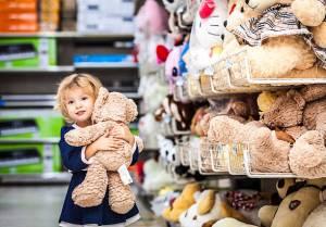 negozi per bambini