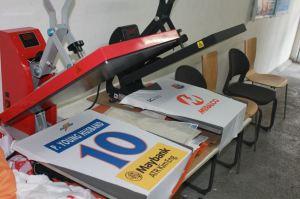 heat press machine printing