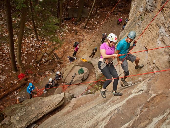 Resultado de imagen para rock climbing