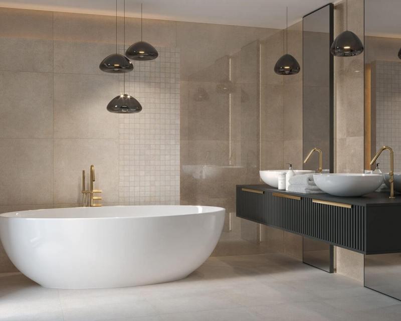 Oświetlenie Do łazienki Efektownie Rozświetlanie Blog