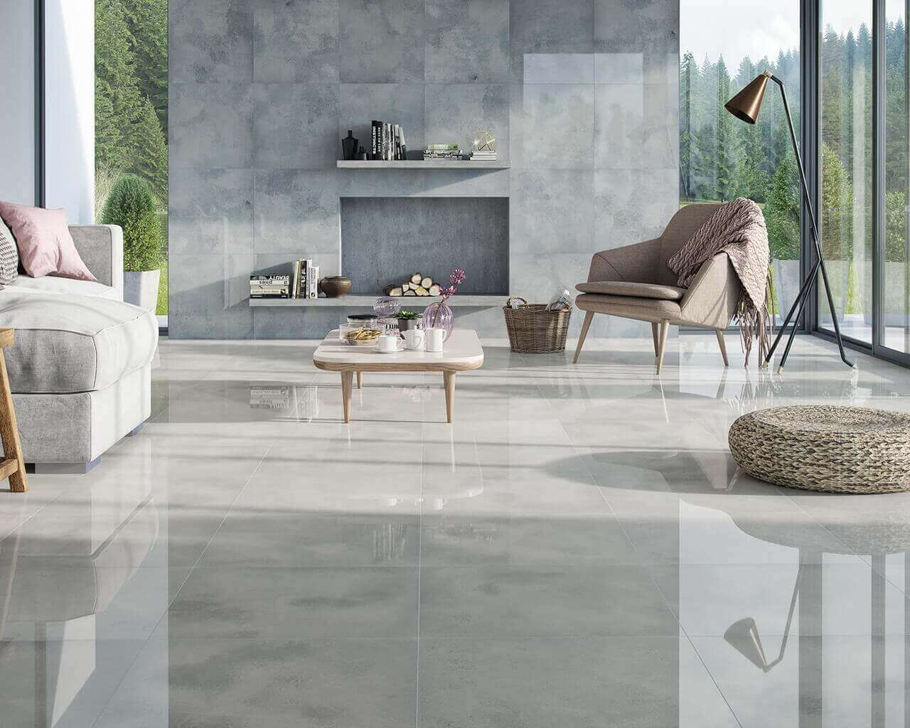 How To Lay Ceramic Tiles Overview Of The Possible