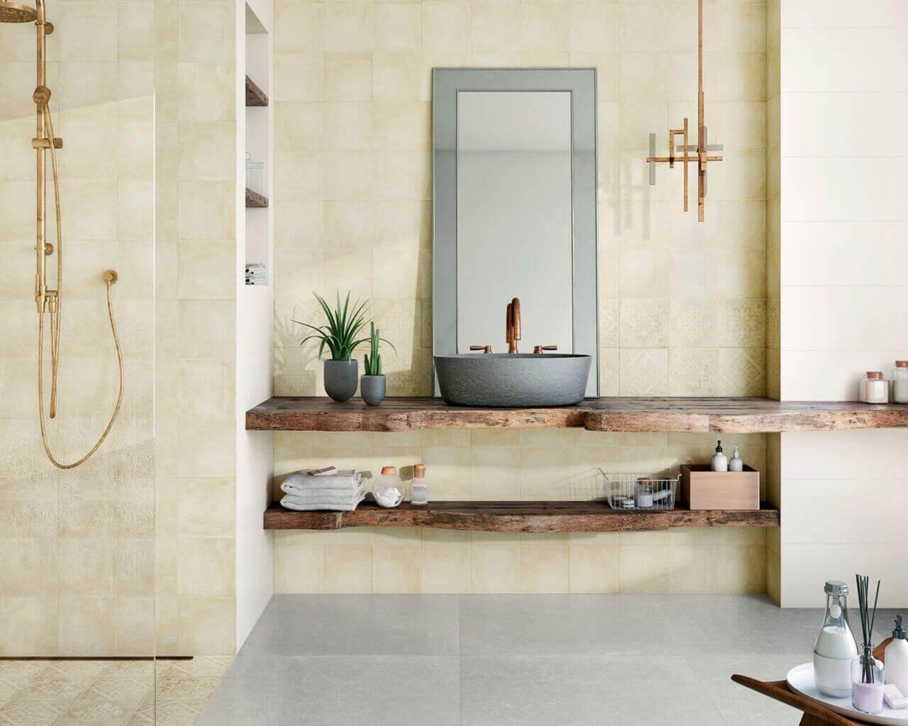 Mit 6 Do Małej łazienki Nadają Się Tylko Małe Płytki