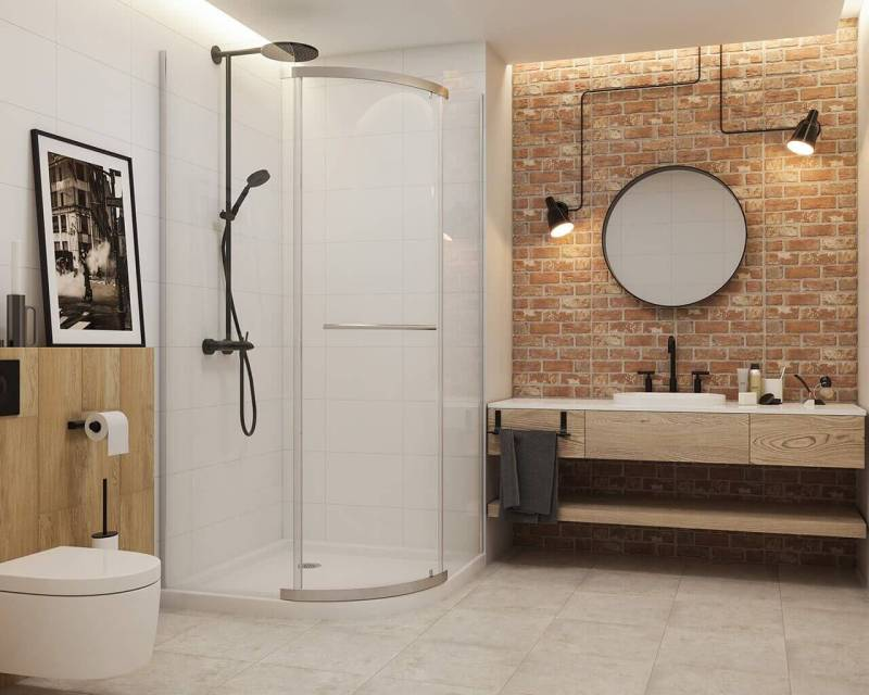 Jakie Płytki Do łazienki Wybrać 5 Najpopularniejszych