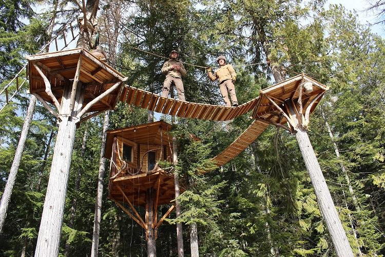 Os Homens do Bosque