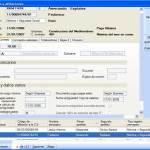 Datos del IRPF y del banco