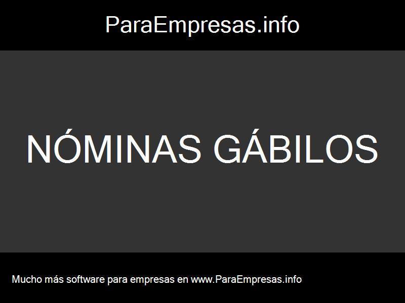 Nóminas Gábilos