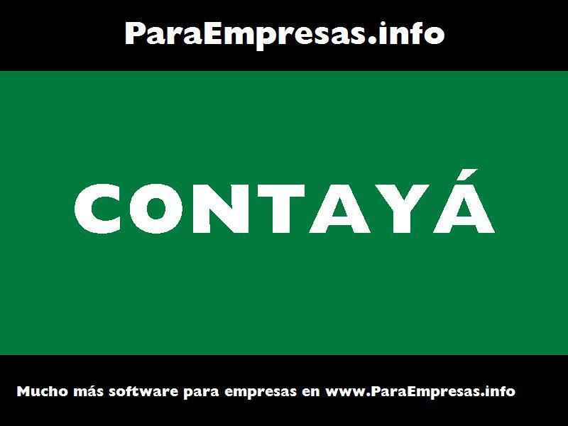 Contayá