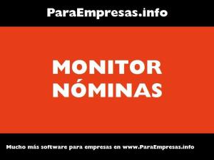 monitor nominas