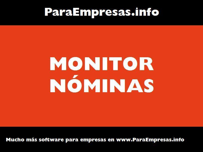 Monitor Nóminas