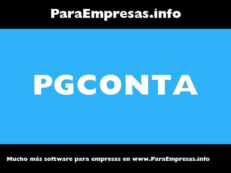 PGConta