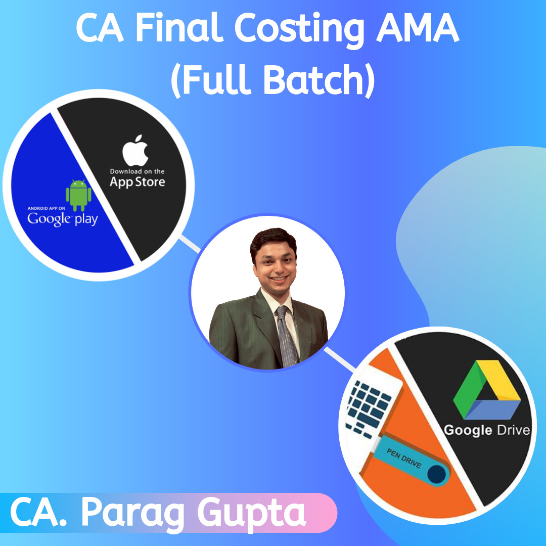 CA Final Costing AMA Full Batch