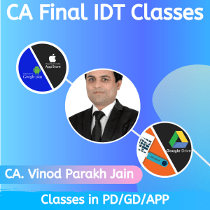 CA Final IDT Classes