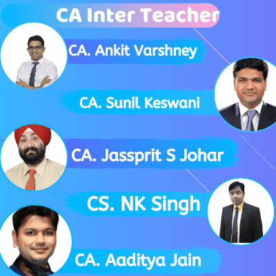 CA Inter Teacher