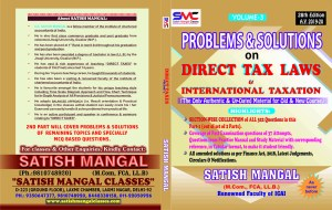 Direct Tax Classes