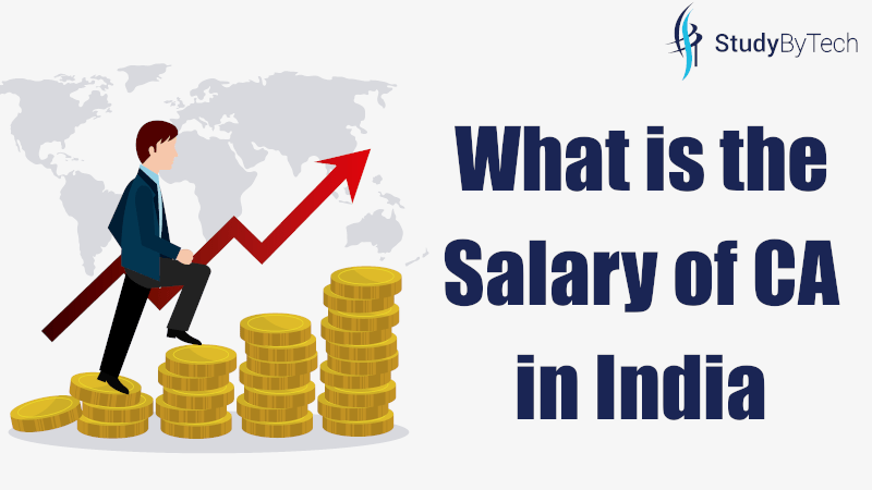 what is the salary of CA in India