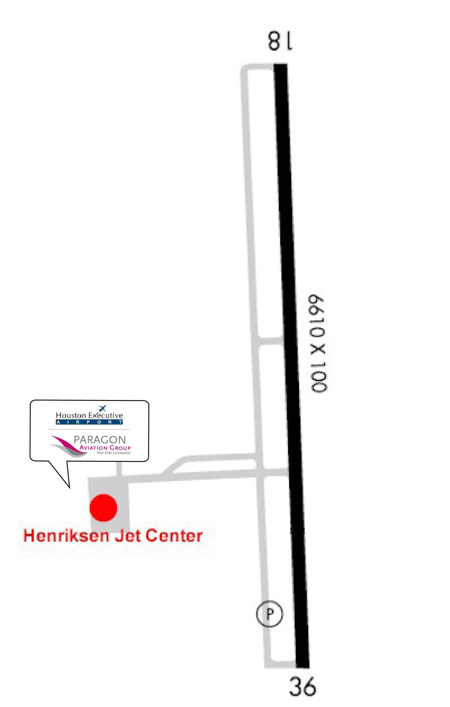 Henriksen Jet Center
