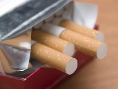 box of cigs