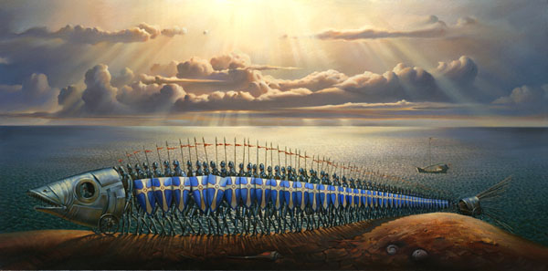 CRUSADERS<br />