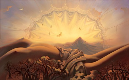 DREAMCATCHER by Vladimir Kush