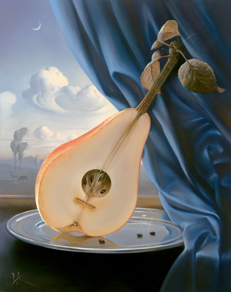 STILL LIFE WITH MANDOLIN<br />