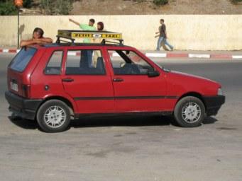 taksówki maroko