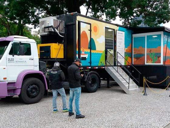 Resultado de imagem para Serasa leva caminhão itinerante de renegociação de dívidas a Natal