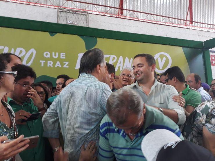 PV empossa Diretório Estadual e reforça nome de Lucélio - image  on https://antv.news