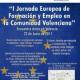 I Jornada Europea de Formación y Empleo en la Comunidad Valenciana