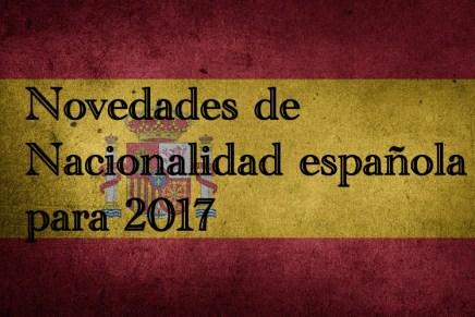 Nacionalidad 2017