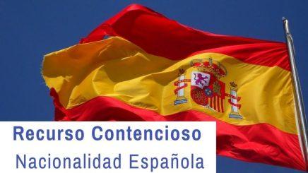 Demanda Contenciosa Nacionalidad