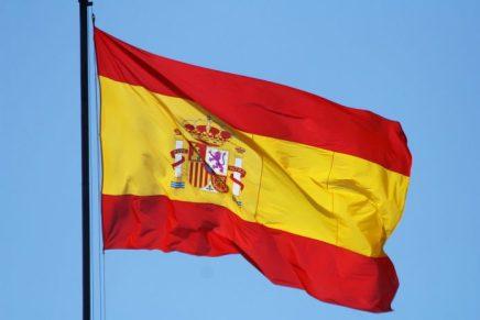 bandera española jura nacionalidad