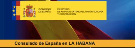 Consulado La Habana