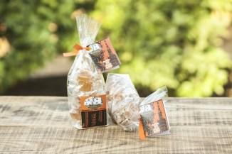 Deleitate de nuestras golosinas de naranja