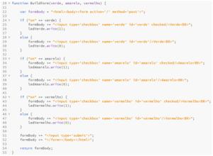 Código do projeto