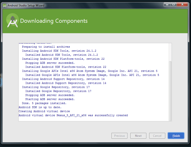 component downloading1