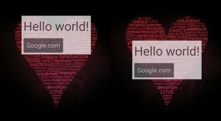 android widget tutorial