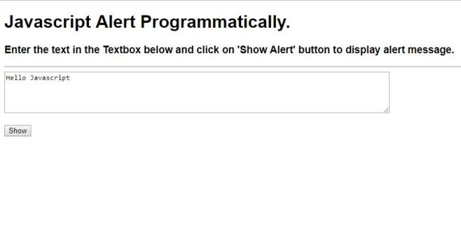 .NET Show Javascript alert programmatically 01