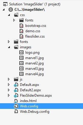 ASP.NET Image Slider 2