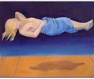 Found Art: a Forgotten Article About my Work as an Artist ~ Aliyah Marr