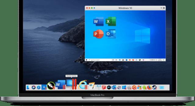 Parallels Desktop Pro 16.2.5 B49160 Crack [MAC] Torrent Activation Key