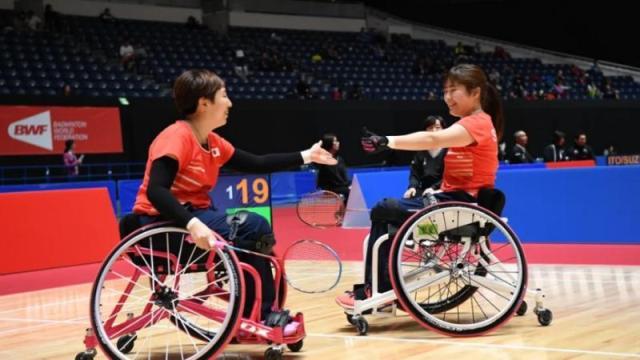 Yuma Yamazaki with Sarina Satomi