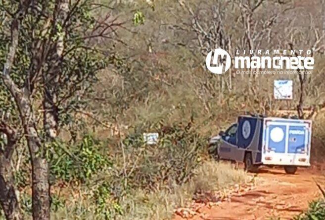Homem morre ao ser atingido por bloco em pedreira na zona rural de Livramento de Nossa Senhora