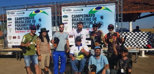 Equipe Paranaense de Paramotor