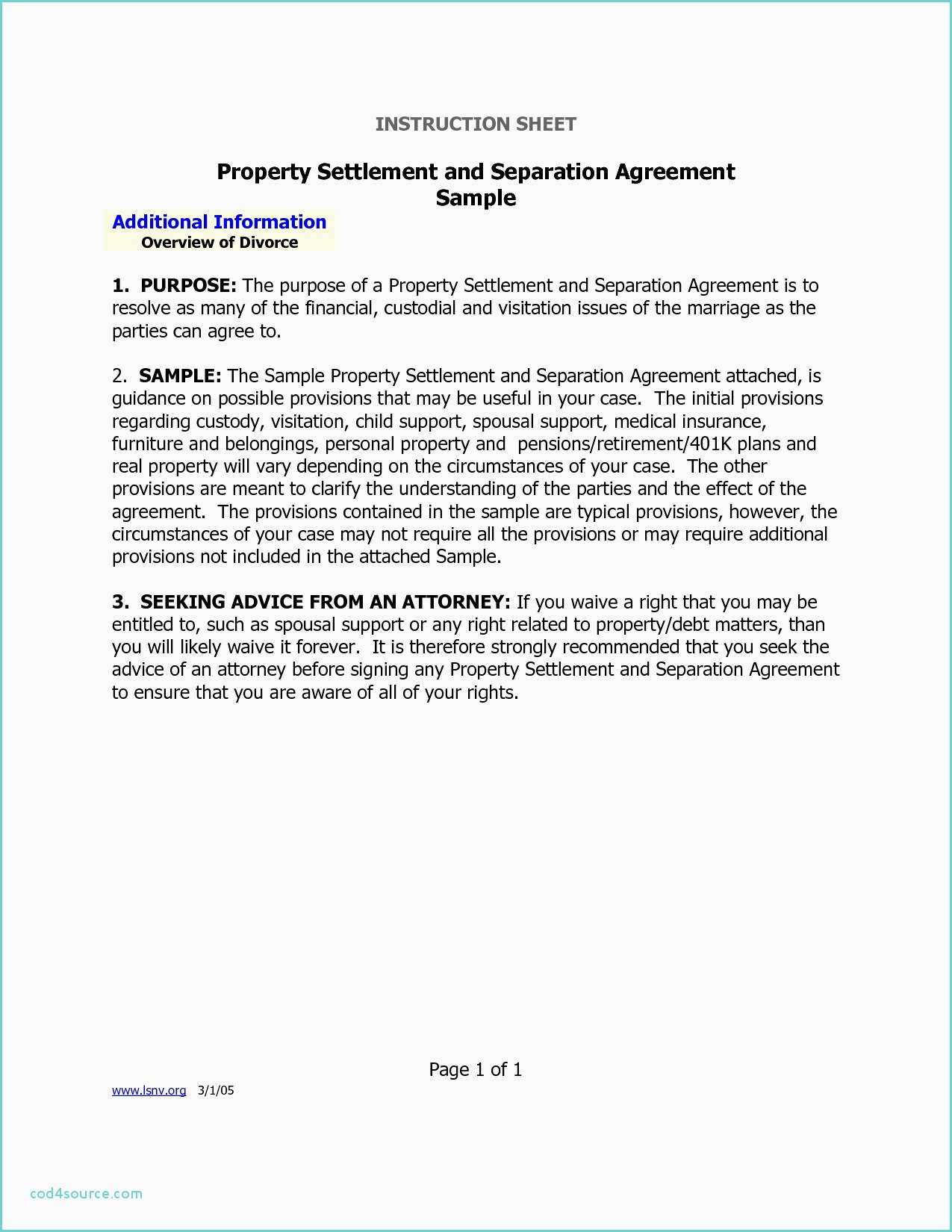 Examples Of Visitation Agreements
