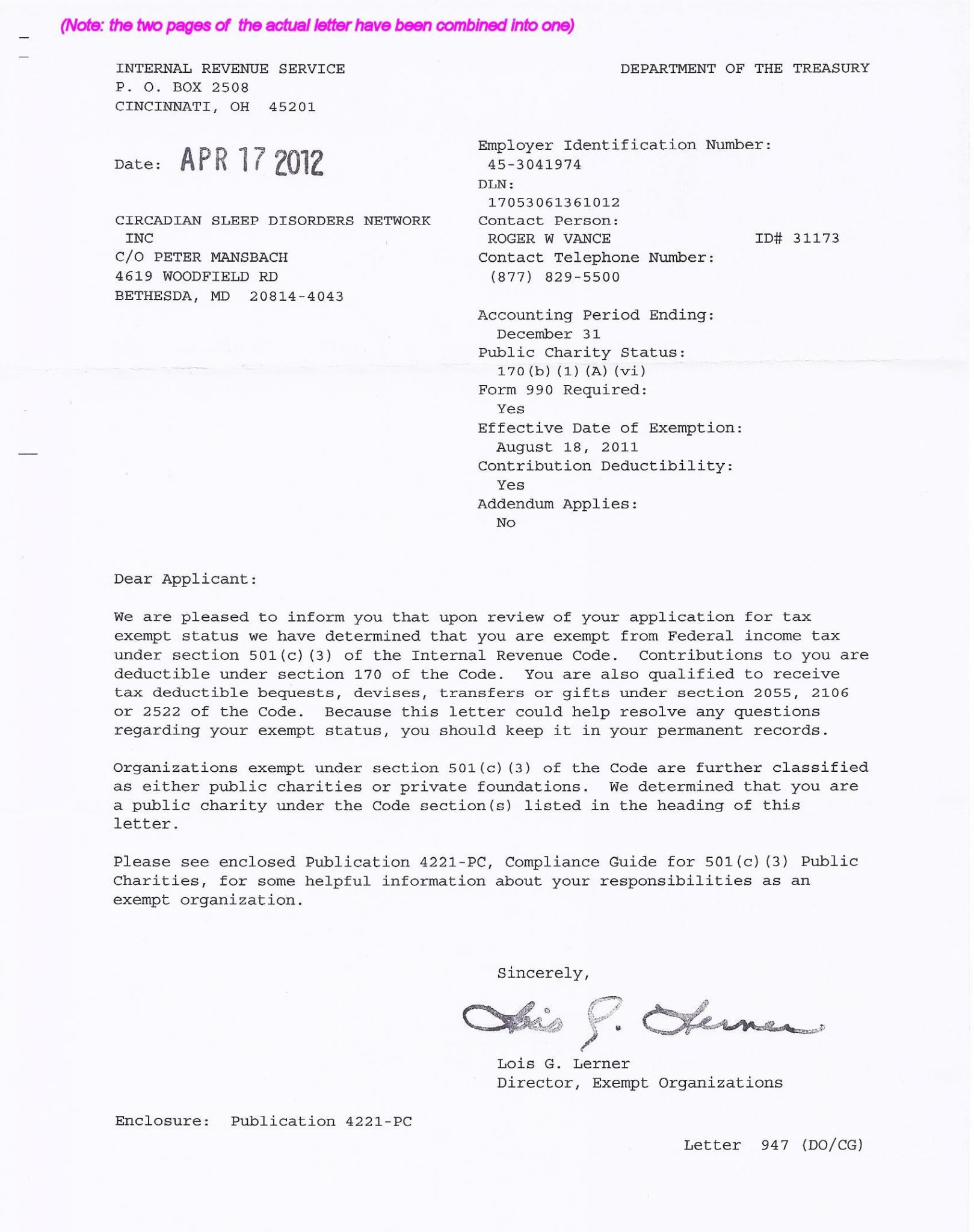 Sample Letter Requesting Sales Tax Exemption Certificate