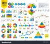 Business infographic template Business icons Graph chart and globe signs Dollar currency and