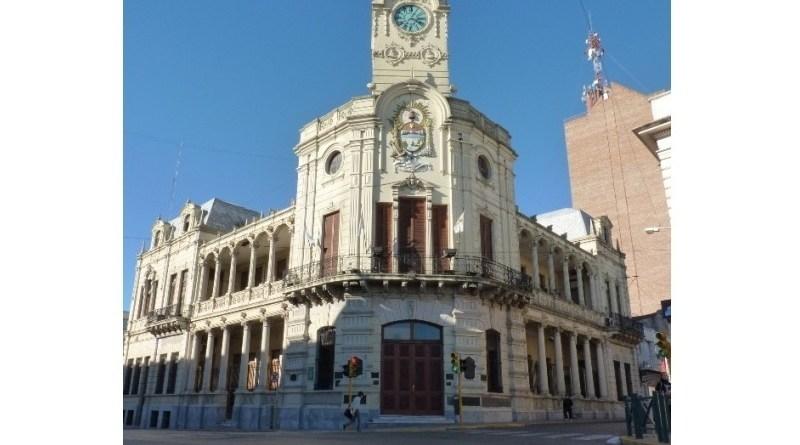 Municipalidad de Paraná, Palacio Municipal