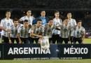 La Selección Argentina le ganó 2 a 0 a México